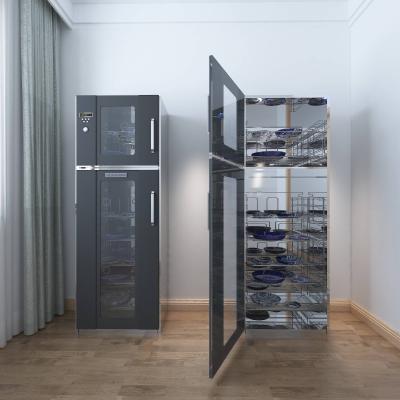 现代消毒柜 碗柜