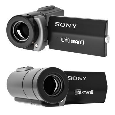 现代摄影机 录像机