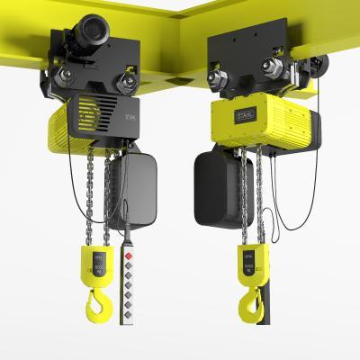 现代工业设备 吊机 铁葫芦