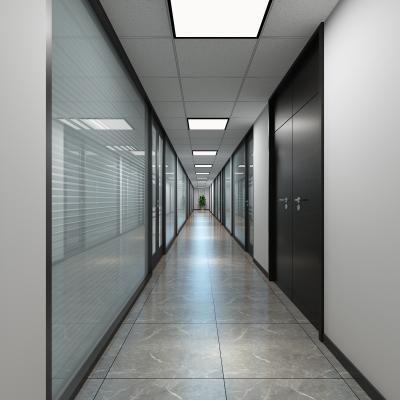 现代走廊 办公室过道 经理室