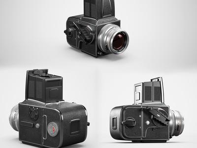 现代数码相机