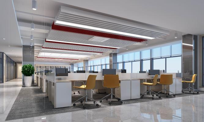 现代公司办公室