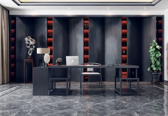 新中式办公室