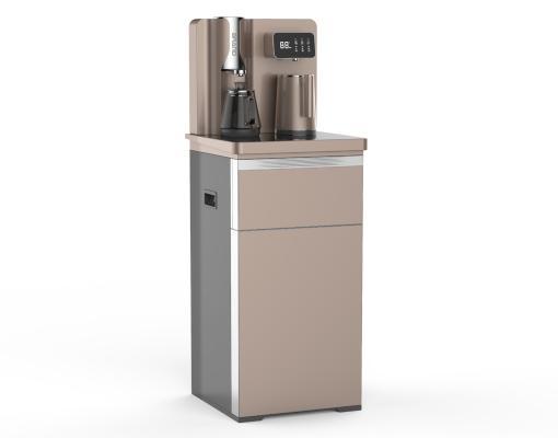 现代家电饮水机 茶吧机