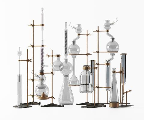 现代实验室器材