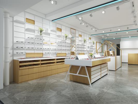 現代眼鏡店