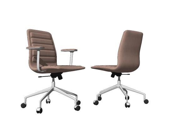 现代办公椅 转椅组合