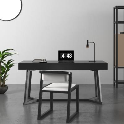 新中式书桌 书柜