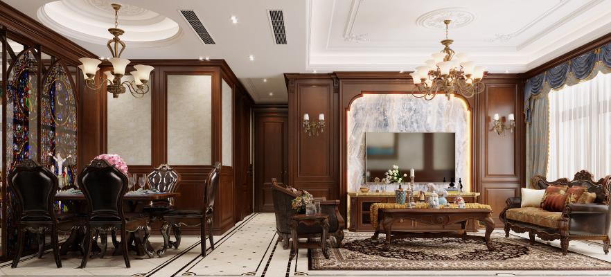 美式客餐厅 厨房