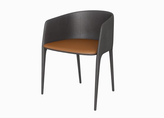 现代简约餐椅 扶手椅