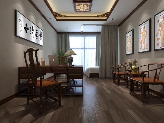 中式中医诊所