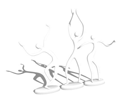 现代创意艺术雕塑