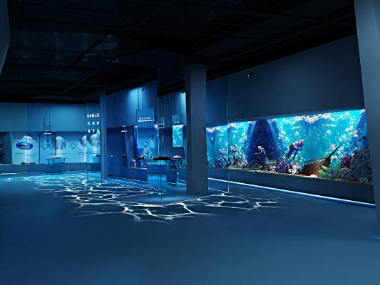 现代海洋博物馆