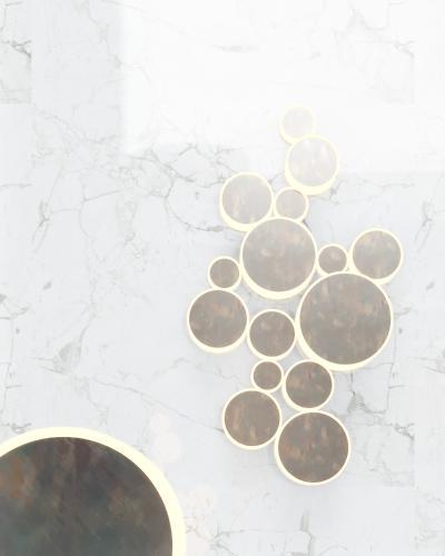 工业风铜质壁灯
