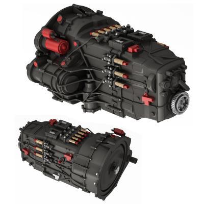 现代发动机引擎 发动机 引擎