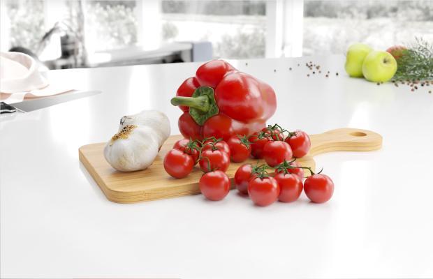 现代切菜板 蔬菜