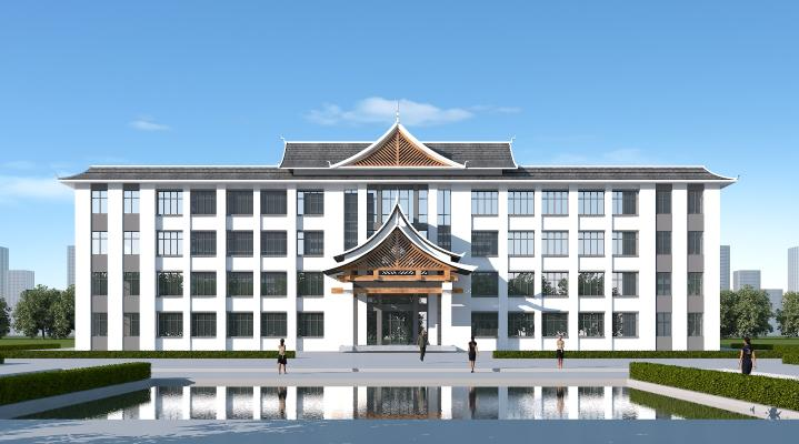 东南亚办公楼