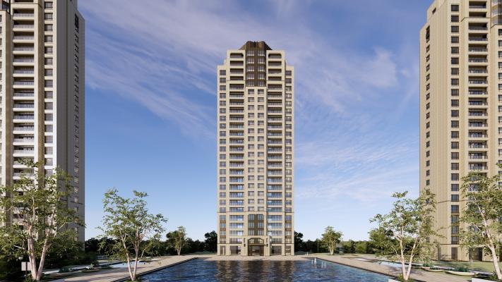現代高層住宅