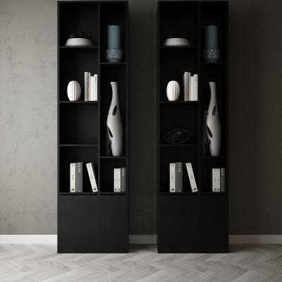 现代装饰柜架