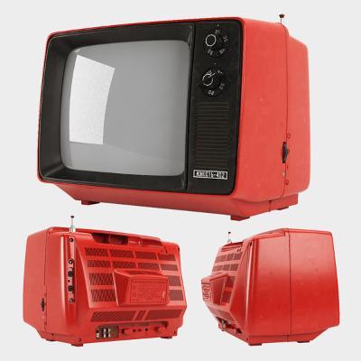 现代复古电视机