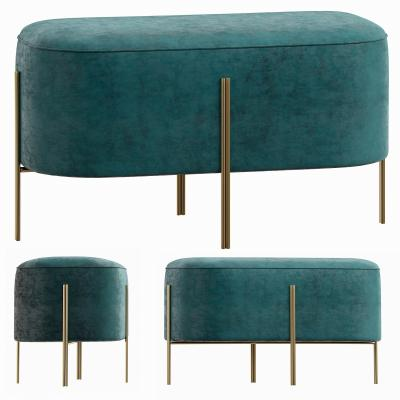 EVITA HOME现代沙发凳 床尾凳