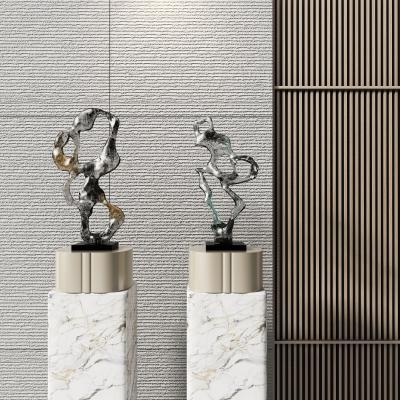 新中式雕塑组合