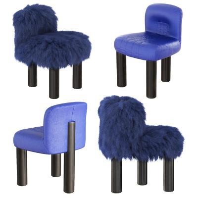 现代Botolo high扶手椅