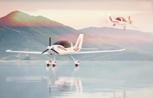 現代小型飛機