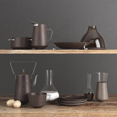 北欧茶壶杯碟餐具