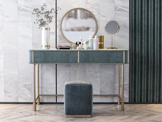 现代梳妆台 化妆桌