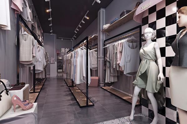 北欧服装店