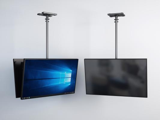 现代电视 吊架