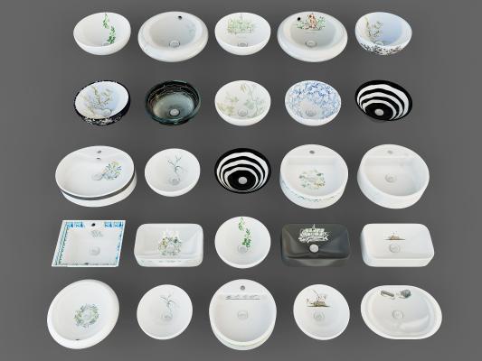 现代简约卫浴 浴室柜 坐便器