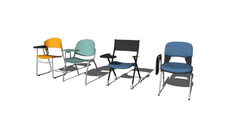 现代办公椅 扶手椅