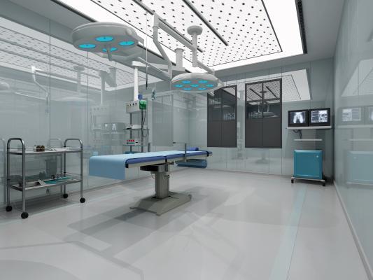 现代医院手术室