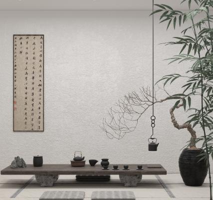 中式禅意茶室