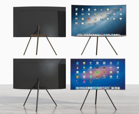 现代电视 电视机支架
