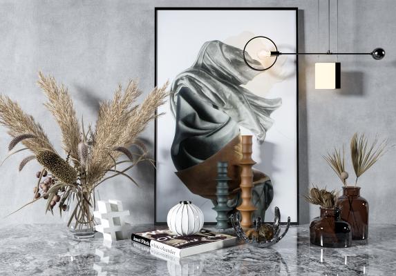 現代裝飾品 飾品擺件 裝飾畫