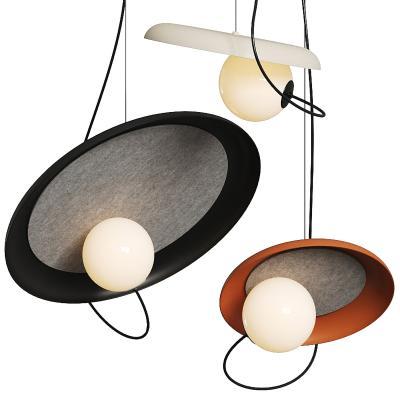 現代圓形吊燈