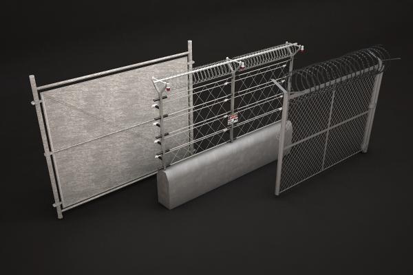 铁丝网 护栏