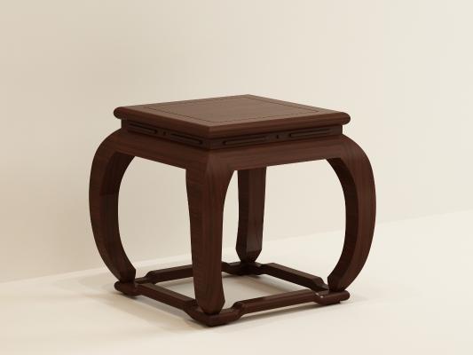 中式凳子 四方矮凳