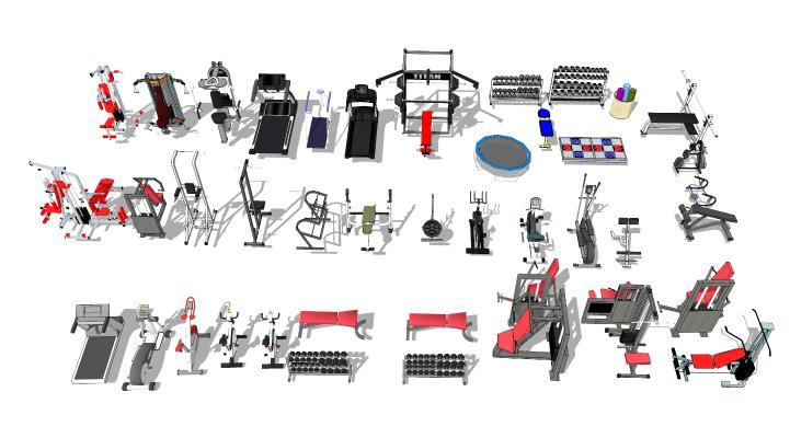 现代室内健身器材 现代健身器材 跑步机