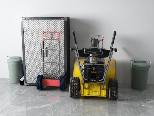 现代园林机械 割草机