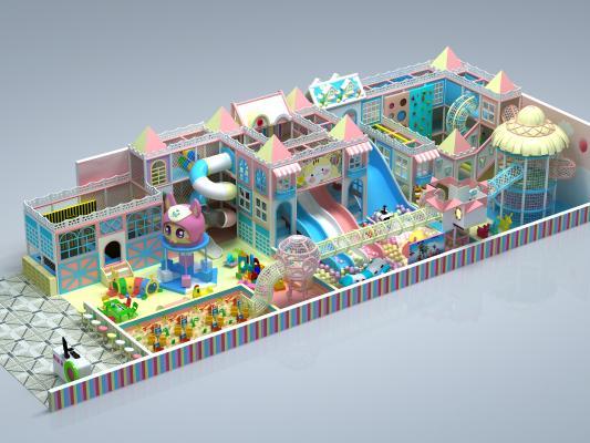 现代游乐园