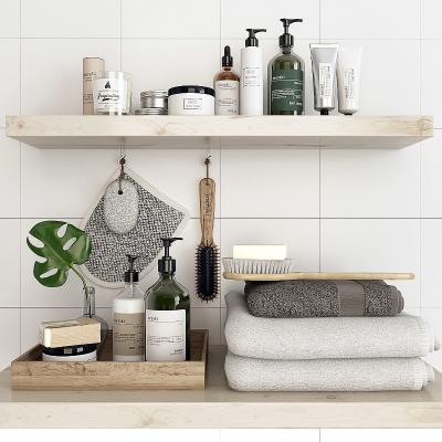 现代卫浴洗涤用品 摆件组合