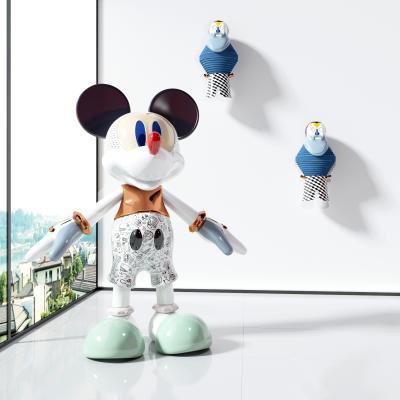 现代雕塑 装饰品