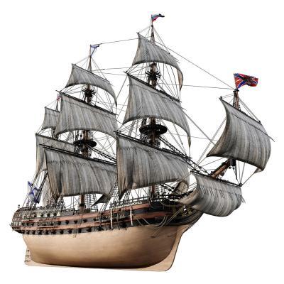 现代舰船 帆船 军舰 战舰