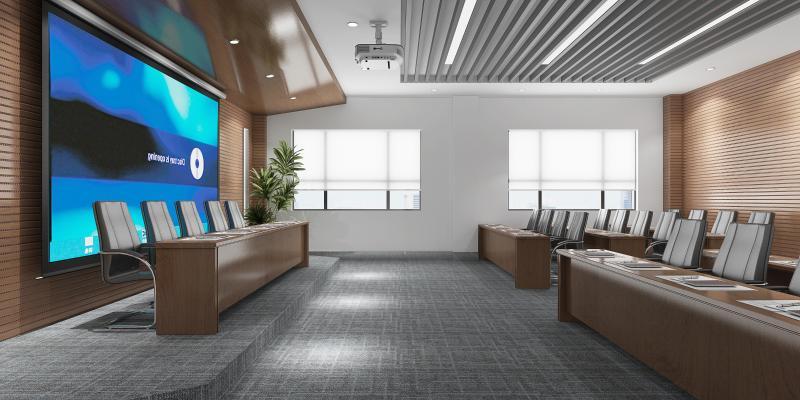 現代多功能會議室 報告廳
