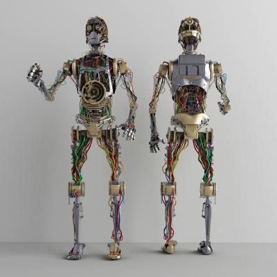 星战机器人