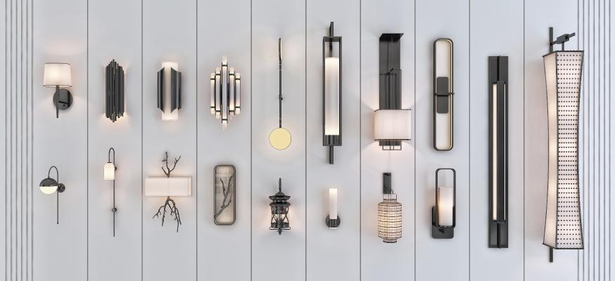 现代风格壁灯